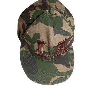 3/$20 LA Camo Hat 7 3/8